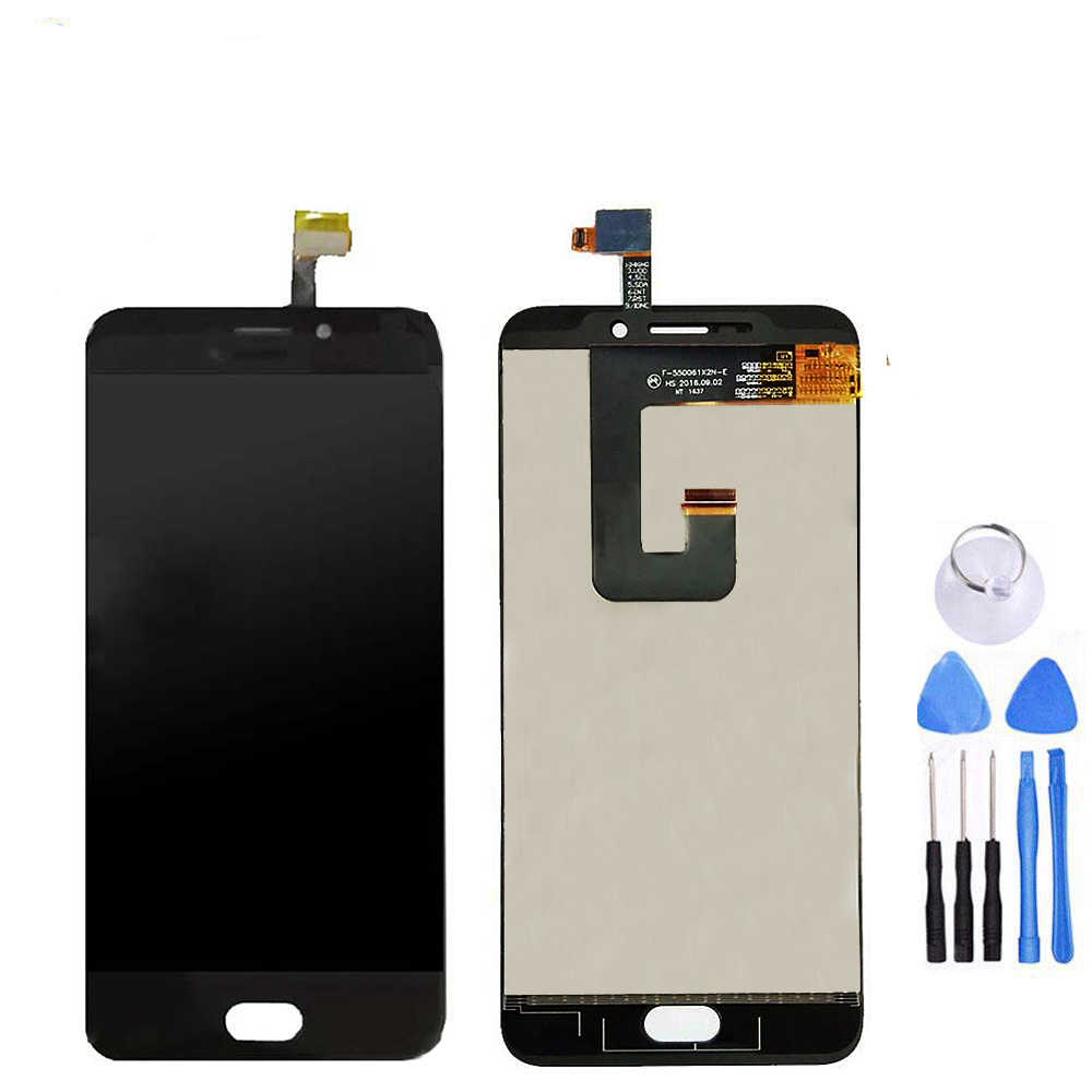 Per 5.5 pollici Per Innjoo Pro2 Pro 2 Display LCD + Touch Screen 100% Testato Screen Digitizer Assembly di Ricambio + strumenti gratuiti