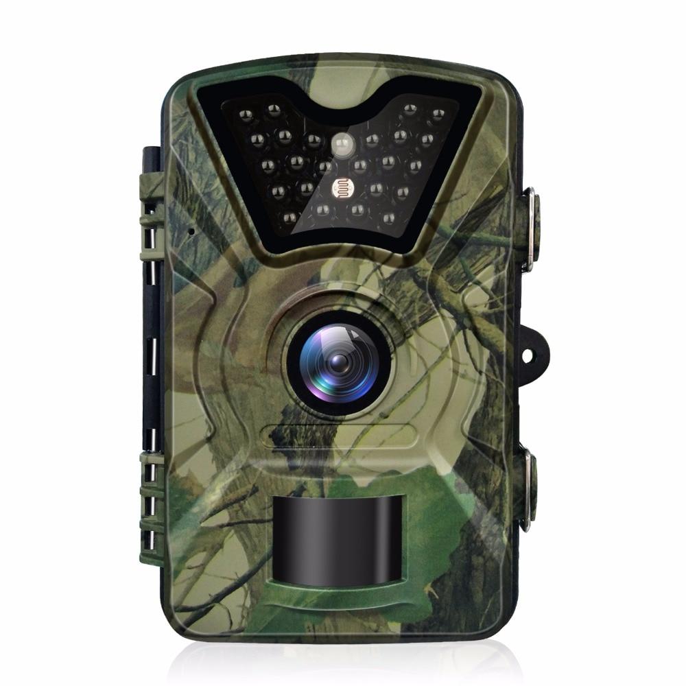 Охота Trail камера Full HD 1080p видео ночное видение Цифровой Cam Скаутинг Охотник s дикой природы фото ловушки
