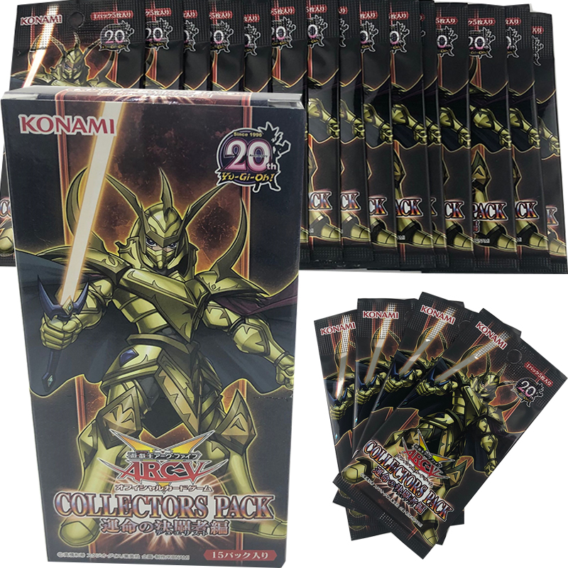 YuGiOh! Game King Collector Card Pack Desperate Duelist CPD1 Japanese Edition