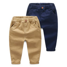 Get more info on the Korean Toddler Boys Casual Asian Sweatpants For Kids Harem Pants With Button Front Baby Children Harem Pants Navy Khaki Color