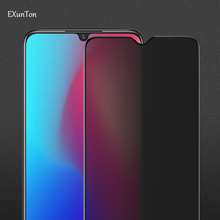 Privacy Screen Protector for Oneplus 6 6T Anti Spy Tempered Glass Phone Black Protective Film for One Plus 6 6T 9H Anti Glare тенерифе декор угловой напольный 3613 0001 3602 0005 14х14