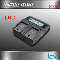 DC EN EL20 ENEL20 EN EL20a EL20 Battery Camera Charger+ Car Adapter For Nikon 1 AW1, 1 J1, J2, J3, S1, 1 V3 and COOLPIX A