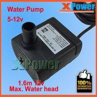 Năng lượng mặt trời Fountain Mini Bơm Nước 7 v DC Micro Không Chổi Than Bơm Chìm 6 v 5 v cho Vườn Miễn Phí vận chuyển