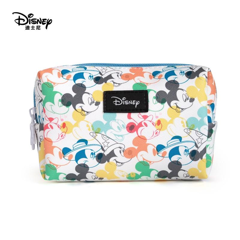 Véritable Disney nouveau anniversaire Mickey mode maman sacs multi-fonction femmes sacs portefeuille sac à main sac pour filles cadeaux livraison directe