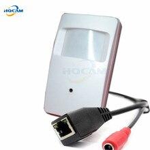 HQCAM 720P ONVIF 2.0 1.0MP 25FPS Security Indoor mini ip camera CCTV Mini PIR Style 3.7mm Lens Surveillance IP Camera 1/4″ H62