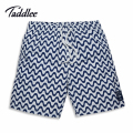 Taddlee Brand Men Beach Shorts Quick Dry Bermudas Mens Short Pants Plus Size Boardshorts Man Swimwear Swimsuits Boxers Trunks