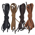 Encerado plana color cordones de los zapatos 8 mm ancho Unisex Shoestrings cordón 100% del algodón largo barato cordón de zapato colorido 120 cm envío gratis
