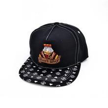 fashion Poker Playing Cards Hip-hop Snapback Cap Men Women Adjustable Heart Diamond Club Spade Dancer Caps poker hat