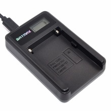 NP-F960 NP-F970 NP F930 Батарея ЖК-дисплей Зарядное устройство для SONY F950 F330 F550 F570 F750 F770 MC1500C HD1000C V1C Z5C Z7C PD198P 150P 198