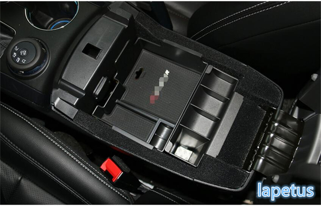 1 Pcs Interior Central Slot Storage Box Decorative Molding For Ford  Explorer 2013