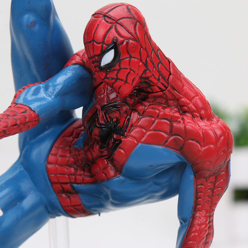 Hasbro Marvel 20cm Super Hero The Avengers action figure Spiderman Spider man Venom Carnage BDS PVC action figure Toys  3