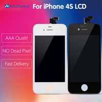 10 PCS LOT Hot Sale LCD Screen For IPhone 4S Touch Screen Replacement And Display Digitizer