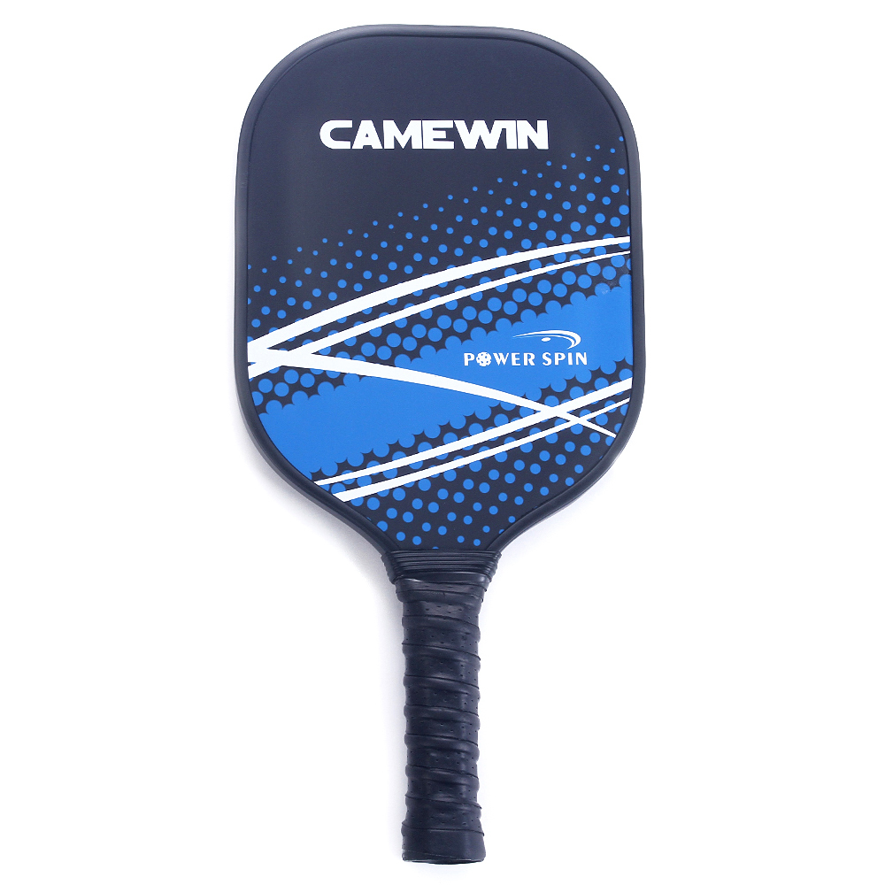 CAMEWIN Blue Polymer Composite Pickleball Paddle With The USAPA Standards
