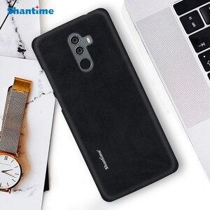 Image 3 - Hot Verkoop Case Luxe Vintage Pu Leather Case Voor Elefoon U Pro Telefoon Case Voor Leagoo M9 Zakelijke Stijl Cover