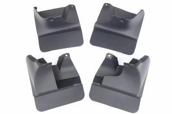 Para a TOYOTA LAND CRUISER FJ120 Car Styling 4 pcs Banda New Respingo Guar Guardas Palas de Lama Fender Carro Styling acessórios