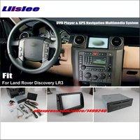 Liislee для Land Rover Discovery 3 LR3 стерео dvd плеер и gps Nav навигации Системы + 8 HD Сенсорный экран Bluetooth iPod AUX USB