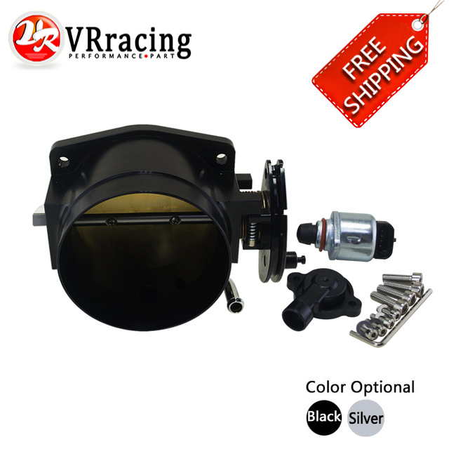 VR RACING - FREE SHIPPING 92mm throttle body + for LSX LS LS1 LS2 LS6 TPS IAC Throttle Position Sensor  VR6937+5961 auto parts original tps 8 pins sensor throttle position sensor for mitsubishi outlander oem mr578861