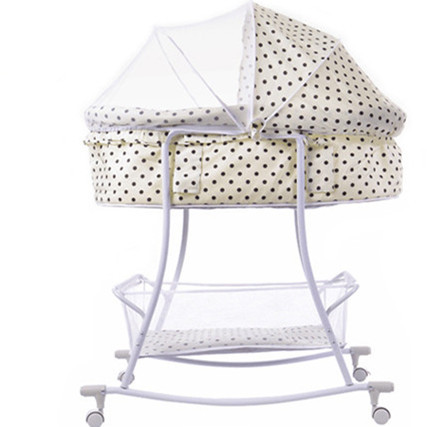 Hot Wheels 4 bebé multifuncional marco de Metal algodón cuna para 0 ...
