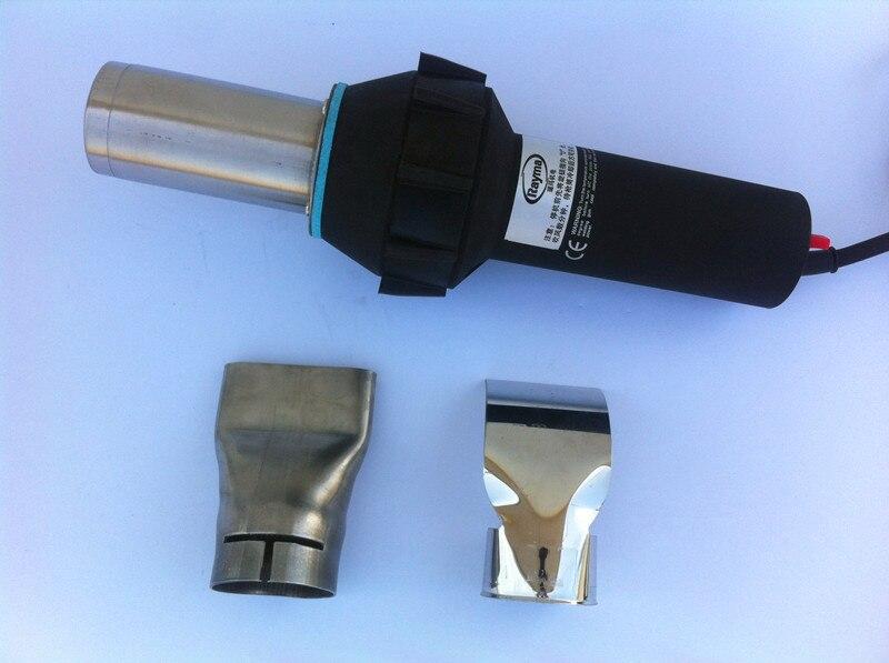 Best selling hot air welding gun heat gun plastic welding gun handheld hot air welder handy