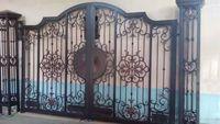 Aluminium Gates Driveway Gates Wrought Iron Gates Forged Iron Gates Hench 13