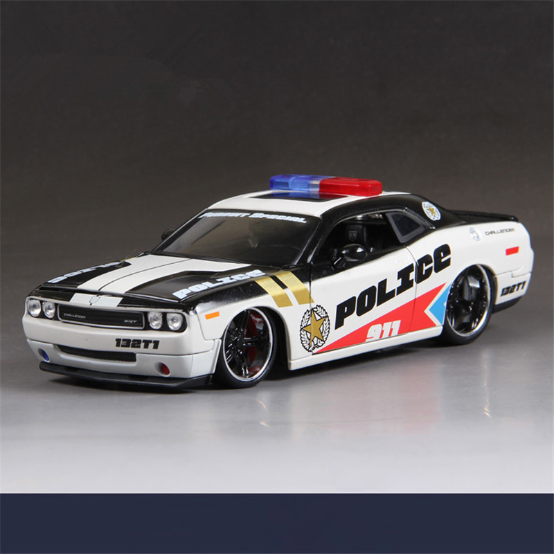 ФОТО Maisto Alloy Police Car Toy, 1:24 Scale Diecast Metal Cars Models, Car Toys For Boys, Brinquedos, Toys For Children
