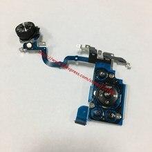 Piezas de repuesto para Sony SLT A58 cubierta trasera Botón de operación Cable Flexible