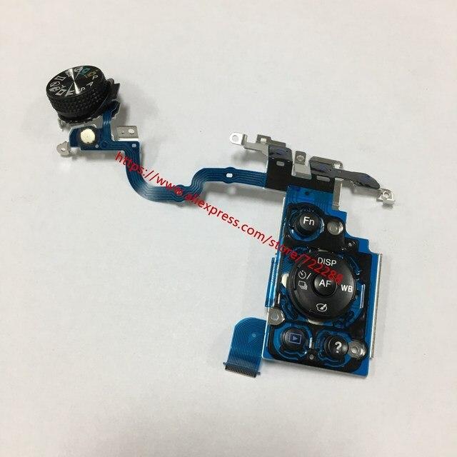 חלקי תיקון עבור Sony SLT A58 אחורי כיסוי כפתור פעולה גמיש כבל