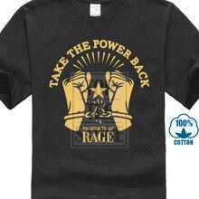 Prophets Of Rage  Take The Power Schiena T Shirt Nuovo E Originale
