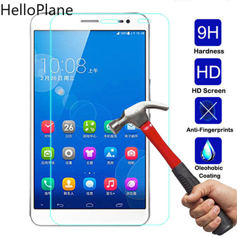 Tempered Glass Screen Protector For Huawei MediaPad X1 X2 7.0 Inch 7D-501U GEM-702L GEM-703L Honor Tablet Protective Film Guard