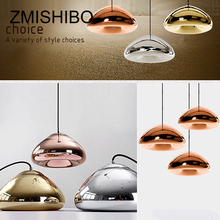 Modern Glass Pendant Lamp E27 G4 Ceiling Surface Mounted Lighting