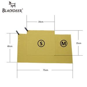 Image 3 - Антибактериальное быстросохнущее полотенце BLACKDEER, ультралегкие компактные полотенца для плавания, кемпинга, рук, лица, микрофибра, для активного отдыха, походов, путешествий