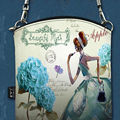 Fashion Women Shoulder Bags Canvas Handbag Shoulder Bag Messenger Tote Purse