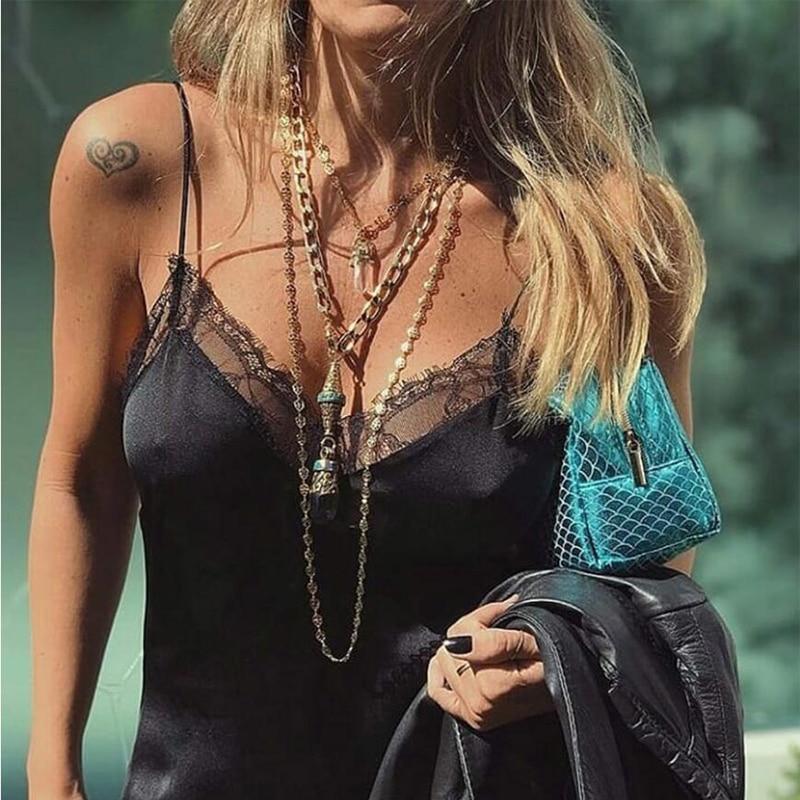 Summer Elegant Women Lace V Neck Imitation Satin Silk   Top   Sexy   Tops   Women   Tank     Top   Women's Sleeveless   Tops   Shirts