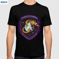 GILDAN Launch Systems Enterprise Directorate Crest For Men T Shirt