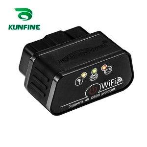 Image 5 - Kunfine icar2 automotivo obd2 elm327 icar 2 kw903 wifi obd 2 scanner de código interface de ferramenta de diagnóstico para ios iphone ipad android