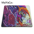 MaiYaCa New Hyper Beast Game Mouse Pad Beast Mouse pads mouse mat large Stitch Edge Christmas gift 250x290X2mm