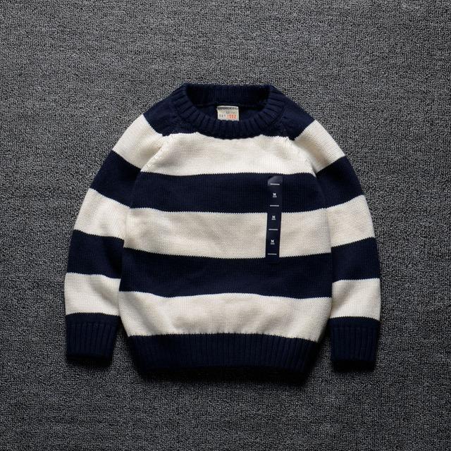 Novo 2016 primavera Outono Crianças movimento Blusas Longas Camisas do Pulôver de tricô Cardigans Quentes Tops vestuário infantil SOU-004