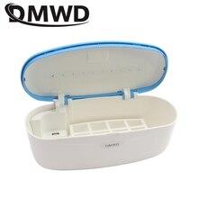 DMWD УФ-стерилизационная коробка, светодиодный пинцет для ногтей, стерилизатор, персональный уход, ультрафиолетовое дезинфицирующее средство, аппарат для маникюра