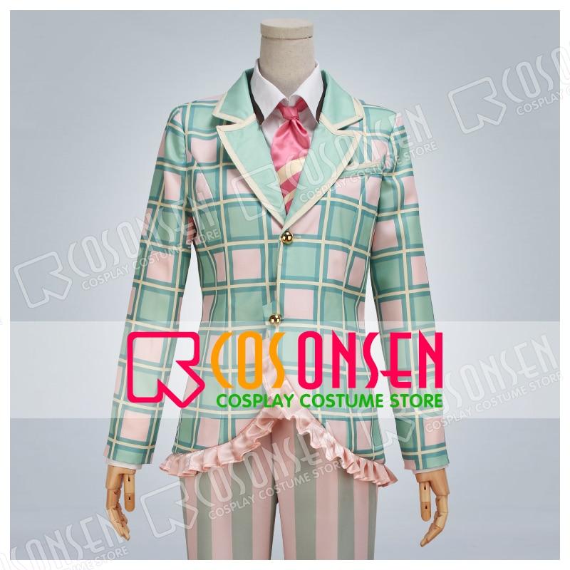 COSPLAYONSEN Band Yarouze Fairy4pril Misato Todo cosplay costume full set adult costume