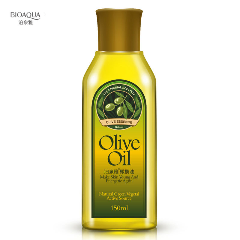 Olive Essential Oil Stretch Mark Remover Maternity Repair Skin Care Treatment Cream Lip Care Hair Care Face Massage Oil