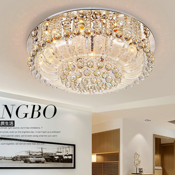 Современный светодиодный потолочный светильник plafonnier классический потолочный светильник роскошный хрустальный потолочный светильник E14