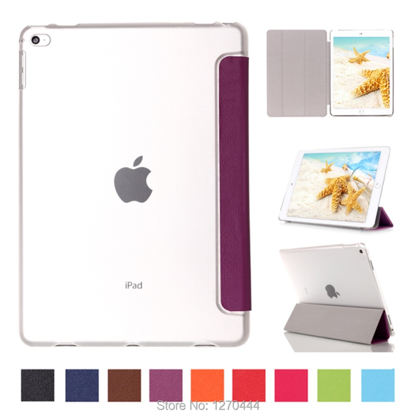 Case for iPad Pro 12.9, Ultra Thin 3-Folds Smart Sleep Protective Case Auto wake up hard Cover For iPad Pro 12.9 Tablets cover new 3u ultra short computer case 380mm large panel big power supply ultra short 3u computer case server computer case