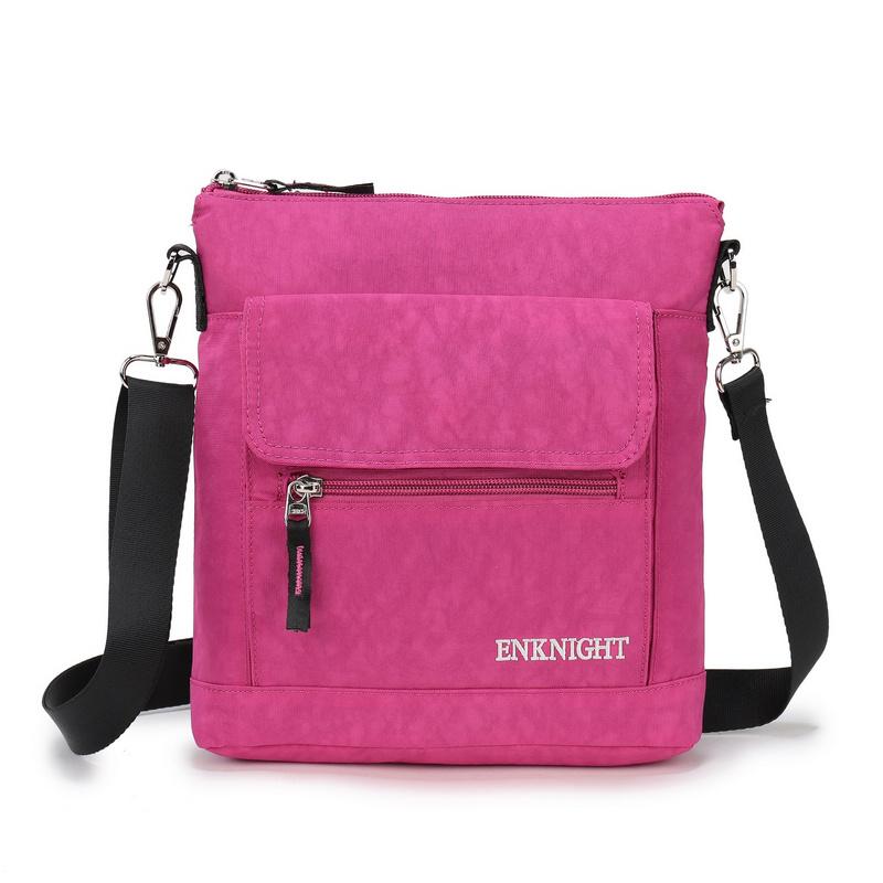 813110734b ENKNIGHT Black Shoulder Bags For women Woman Bag Lady Messenger Bags ...
