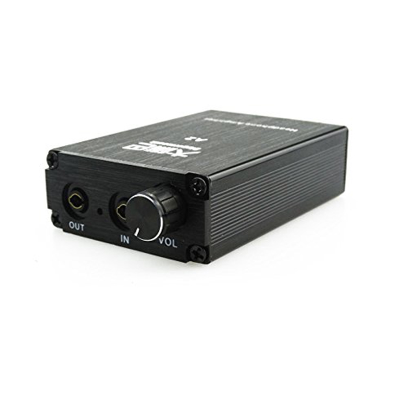 ФОТО Biggermouth A2 Class A Headphone HiFi Amp Power Supply Audio Stereo Amplifier 5V 1000mA USB Charge Portable Amplifier