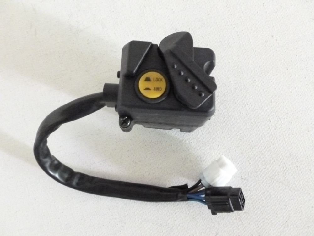US $28 0 |4x4 Switch, 2WD/4WD Drive Switch HiSun ATV/UTV400 500 700 MSU700  MASSIMO YS400-in ATV Parts & Accessories from Automobiles & Motorcycles on
