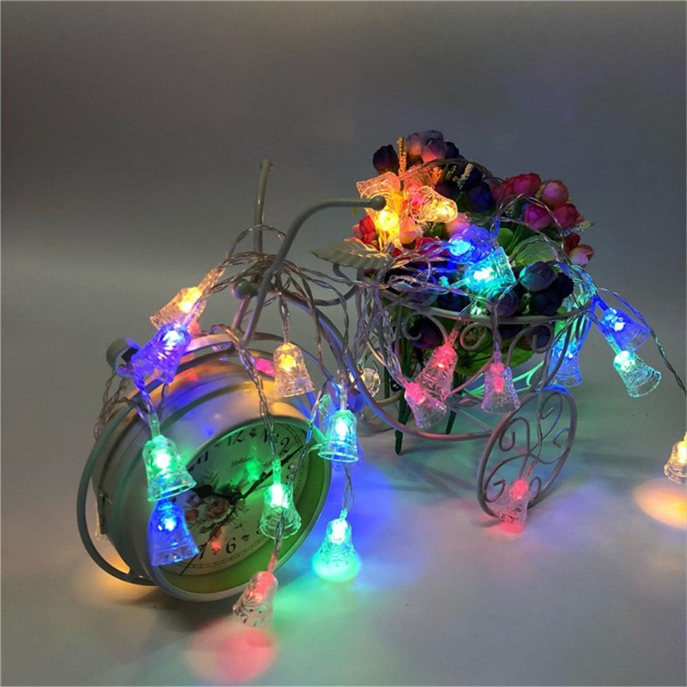 E-SMARTER LED Новогоднее украшение 20 40 ламп - Праздничное освещение