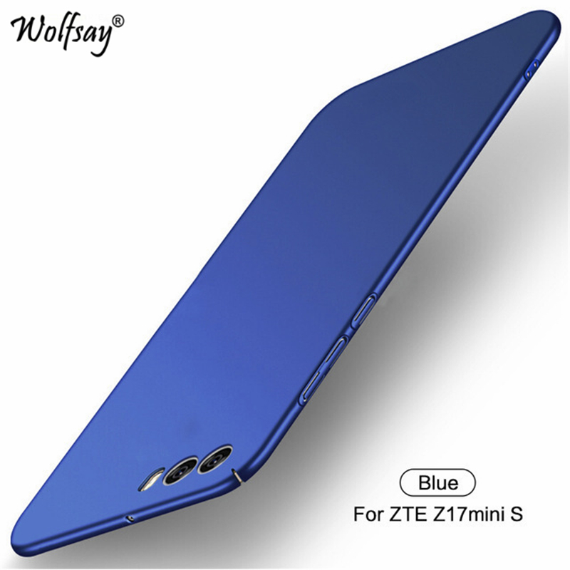 <font><b>Case</b></font> For <font><b>Nubia</b></font> <font><b>Z17</b></font> <font><b>Mini</b></font> S <font><b>Case</b></font> Ultra Thin Classic Smooth Matte PC Phone Cover For ZTE <font><b>Nubia</b></font> <font><b>Z17</b></font> <font><b>Mini</b></font> S Cover <font><b>Nubia</b></font> <font><b>Z17</b></font> <font><b>Mini</b></font> S image