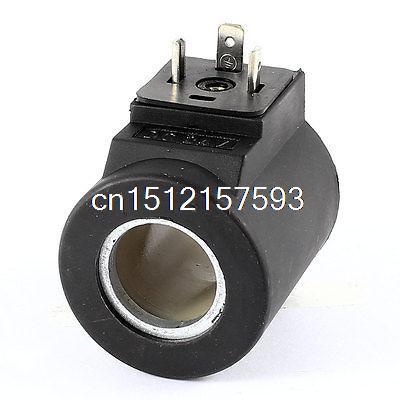 DC 24V 23mm Core Dia Pneumatic Control Air Solenoid Valve Coil 10mm dia pneumatic control air solenoid valve coil ac 220v 6va
