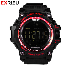 EXRIZU EXSeries Xwatch Bluetooth Smart Watch Professional 50M Waterproof IP67 Podometer Health Fitness Tracker Sport Smartwatch