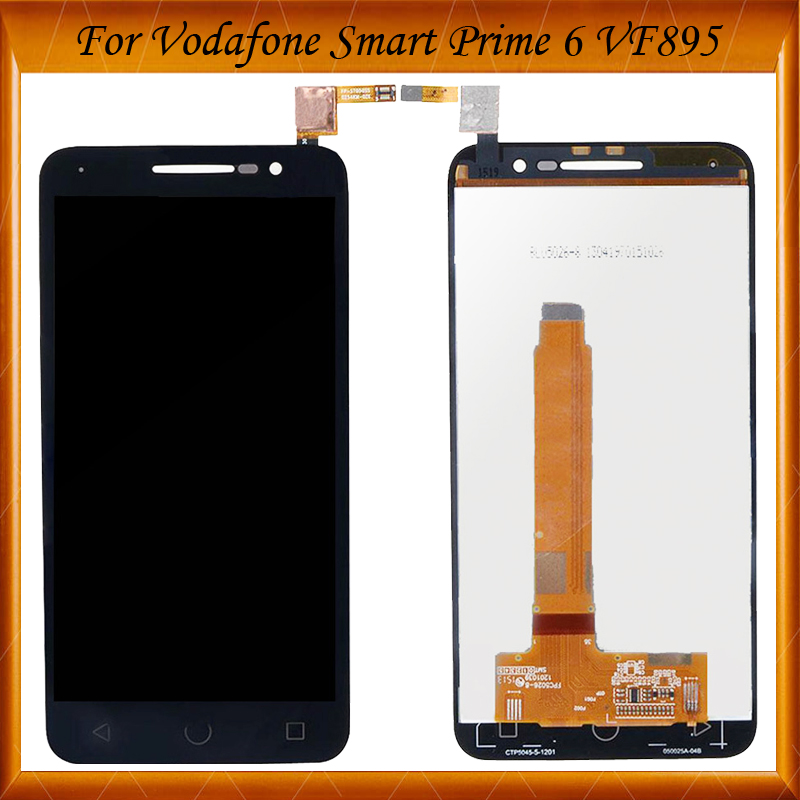 5.0 Full LCD Display + Touch Screen Digitizer Assembly For Vodafone Smart Prime 6 VF-895N VF895 VF895N Replacement Parts5.0 Full LCD Display + Touch Screen Digitizer Assembly For Vodafone Smart Prime 6 VF-895N VF895 VF895N Replacement Parts